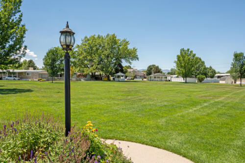 Monte Vista park and green space