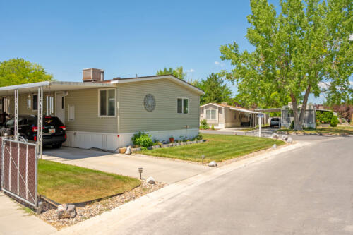 Monte Vista Community Homes and Streets